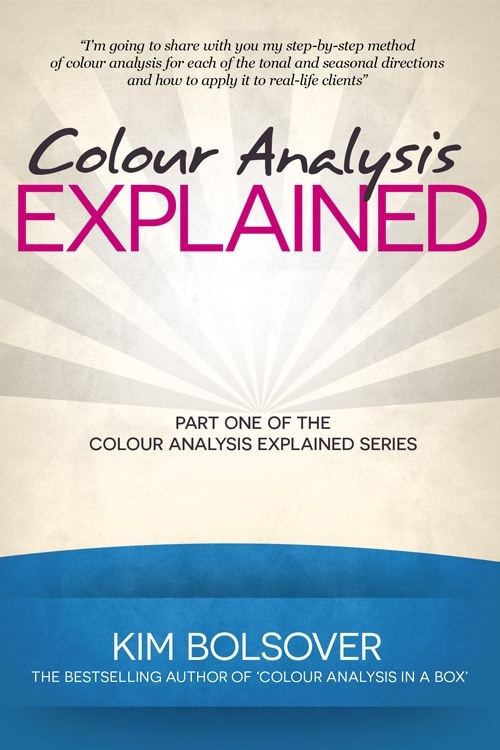 instant access to Colour Analysis Explained