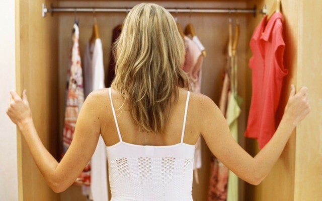 what to wear to a special event - Try everything on. Start with your favourite blouse, top or jumper. Look at yourself in the mirror and decide why it is your favourite