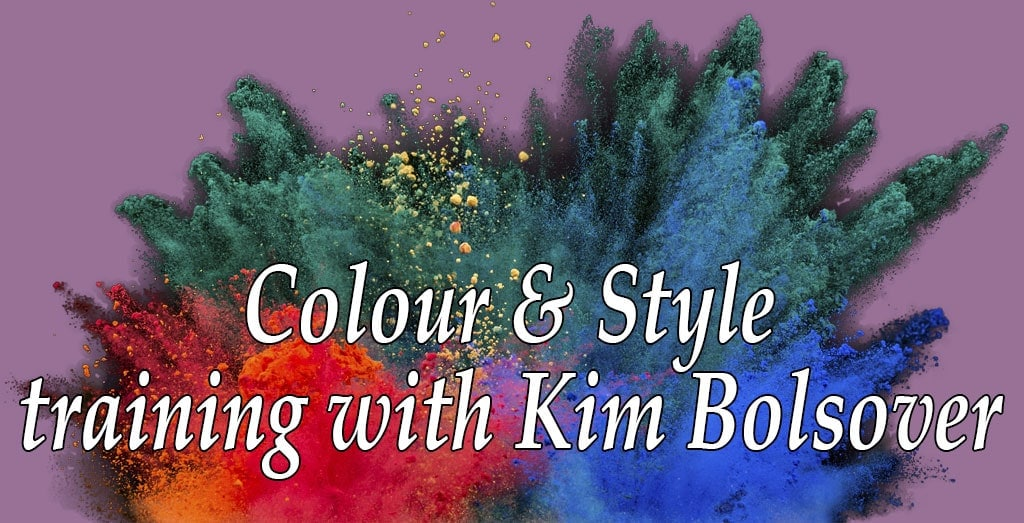 colour analysis and personal style training with Kim Bolsover