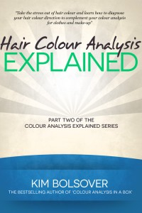 instant access to Hair Colour Analysis Explained image consultant training courses