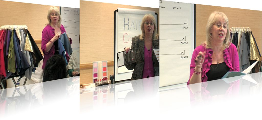 colour analysis explained - online image consultant training courses