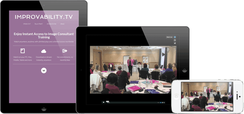 instant access to image consultant training online anytime anywhere