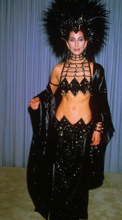 what to wear at a special event - Cher has the personality type and confidence to handle being nominated Worst Dressed at the Oscars