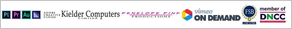 improvability.tv - Kielder Computers Ltd - Adobe Creative Cloud - Penelope Pink Productions - Vimeo on Demand - FSB member - member of DNCC