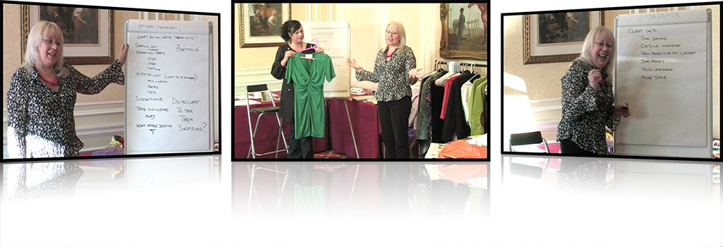 personal shopping and wardrobe planning course for image consultants