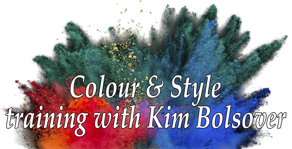 private one-to-one colour & style training with kim bolsover