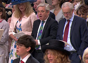 dress like a leader: you only have to look at Jeremy Corbyn, the Leader of the Opposition, to see how dressing to connect with the people has reduced his standing as a leader
