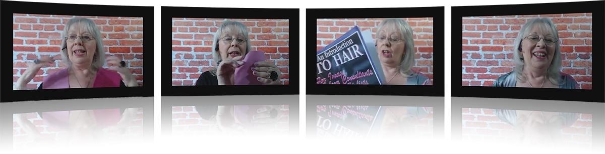 hair colour analysis bonus training