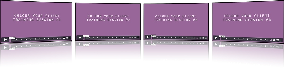 colour your client fabulous online