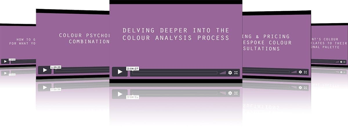 colour confidence expert course